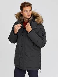 Vancouver Dunparkas 7244176_IFK-JEANPAUL-A20-Modell-front_23627_Vancouver Dun Parkas IFK_Vancouver Dunparkas IFK.jpg_Front  Front