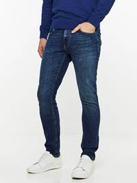 SKINNY FIT STRETCH JEANS 7239676_DAB-MADEBYMONKIES-A19-Modell-left_79841_SKINNY FIT STRETCH JEANS DAB.jpg_Left||Left