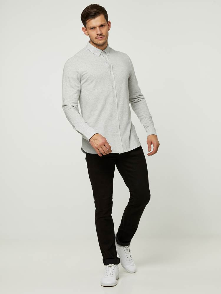 PIQUE SKJORTE 7242432_IFY-HENRYCHOICE-S20-Modell-front_73445.jpg_Front||Front