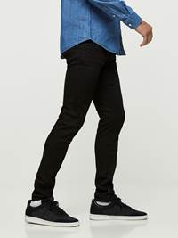 SKINNY STAN BLACK SUPER STRETCH 7229553_D03-HENRYCHOICE-NOS-Modell-left_37161_ SKINNY STAN BLACK SUPER STRETCH D03.jpg_Left||Left