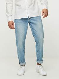 REGULAR RALPH COMFORT STRETCH JEANS 7242622_DAD-HENRYCHOICE-S20-Modell-front_99081_REGULAR RALPH COMFORT STRETCH JEANS DAD.jpg_Front||Front