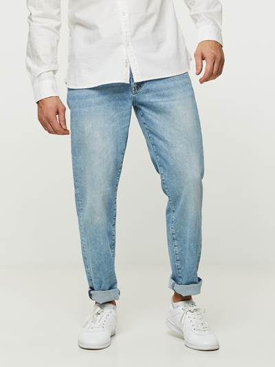 REGULAR RALPH COMFORT STRETCH JEANS DAD