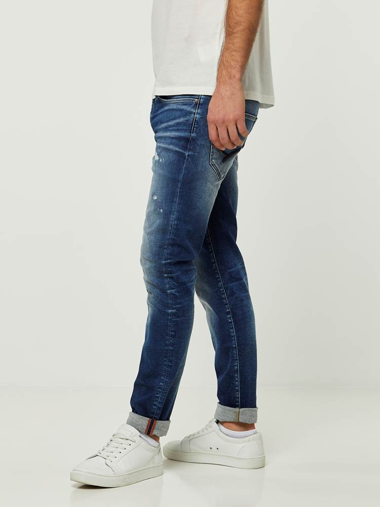 REGULAR RALPH VINTAGE SUPER STRETCH JEANS 7242623_DAB-HENRYCHOICE-S20-Modell-left_8273_REGULAR RALPH VINTAGE SUPER STRETCH JEANS DAB.jpg_Left||Left