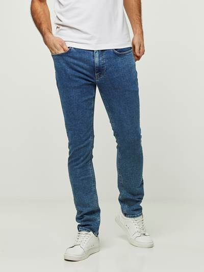 SLIM FIT STRETCH JEANS DAC
