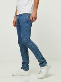 SLIM FIT STRETCH JEANS 7242654_DAC-HENRYCHOICE-S20-Modell-left_43879_SLIM FIT STRETCH JEANS DAC.jpg_Left||Left