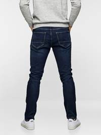 SLIM FIT STRETCH 7235366_D06_MadebyMonkeys_S19-modell-back_SLIM FIT STRETCH JEANS  D06_SLIM FIT STRETCH D06.jpg_Back||Back