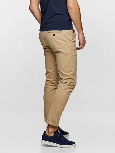 SLIM CHINO STRETCH TWILL I4Y