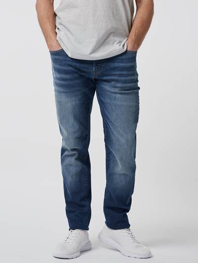 Regular Rod Compact Jeans DAD