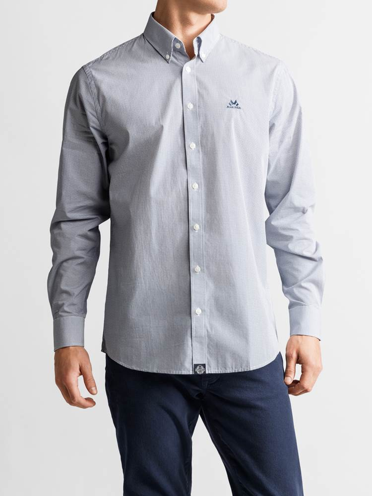 Ribery Skjorte - Regular Fit 7234150_JEAN PAUL_RIBERY SHIRT_FRONT_L_EGG_Ribery Skjorte EGG_Ribery Skjorte - Regular Fit EGG.jpg_