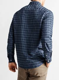 Polar Skjorte - Regular Fit 7235183_POLAR BD OXFORD CHECK_BACK_M_EM6_Polar Oxford Skjorte EM6_Polar Skjorte - Regular Fit EM6.jpg_