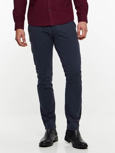 SLIM CHINO STRETCH TWILL EMW