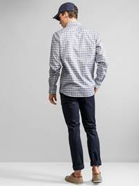 Dashiel Oxford Skjorte 7221119_JEAN PAUL_DASHIEL OXFORD SHIRT_BACK_L_ENB_Dashiel Oxford Skjorte ENB.jpg_