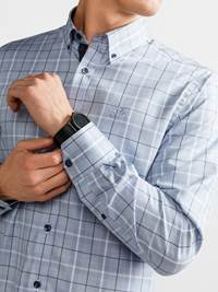 Absolon Skjorte - Classic Fit 7235734_JEAN PAUL_ABSOLON SHIRT_DETAIL_L_EAW_Absolon Skjorte EAW_Absolon Skjorte - Classic Fit EAW.jpg_