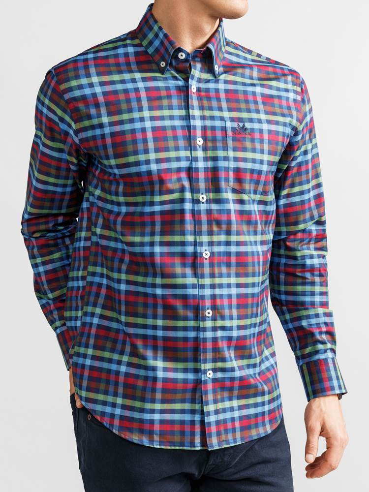 Fisher Skjorte - Classic Fit 7235737_JEAN PAUL_FISHER SHIRT_FRONT1_L_EGG_Fisher Skjorte EGG_Fisher Skjorte - Classic Fit EGG.jpg_