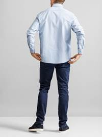 Calais Skjorte - Classic Fit 7231231_JEAN PAUL_CALAIS OXFORD LS SHIRT_BACK_E90_E9O_Calais Oxford Skjorte E9O_Calais Skjorte - Classic Fit E9O.jpg_Right||Right