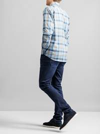Nevil Oxford Skjorte 7231233_JEAN PAUL_NEVIL OXFORD SHIRT_BACK_EHC_Nevil Oxford Skjorte EHC.jpg_Back||Back