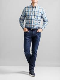 Nevil Oxford Skjorte 7231233_JEAN PAUL_NEVIL OXFORD SHIRT_FRONT1_EHC_Nevil Oxford Skjorte EHC.jpg_Front||Front