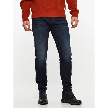REGULAR ROD DARK VINTAGE STRETCH JEANS