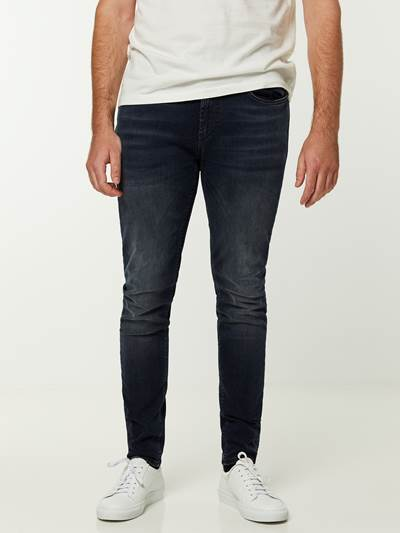 Skinny Stan Blueblack Superstretch Jeans D06