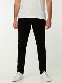 Slim Will Blk.Blk. Superstretch Jeans 7244847_D03-HENRYCHOICE-A20-Modell-front_64179_Slim Will Blk.Blk. Superstretch Jeans D03.jpg_Front||Front