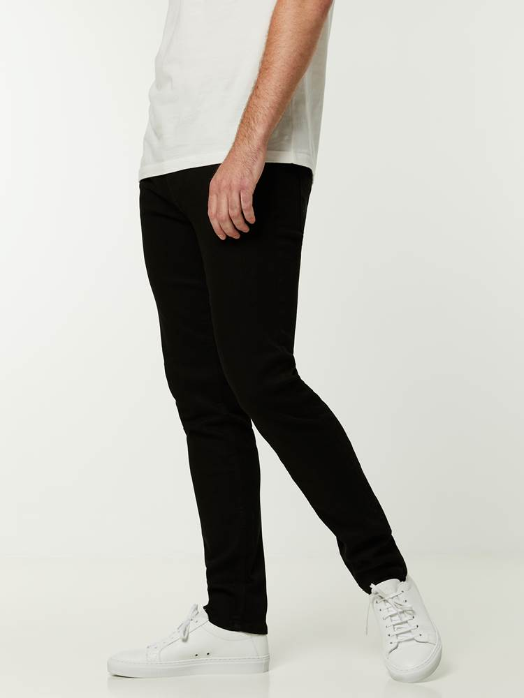 Slim Will Blk.Blk. Superstretch Jeans 7244847_D03-HENRYCHOICE-A20-Modell-left_1369_Slim Will Blk.Blk. Superstretch Jeans D03.jpg_Left||Left