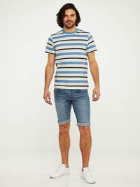LEGEND BLUE STRETCH BERMUDA SHORTS 7242648_DAD-HENRYCHOICE-S20-Modell-right_25671.jpg_Right||Right
