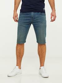 PHIL BLUE KNIT STRETCH BERMUDA SHORTS 7242729_DAB-HENRYCHOICE-H20-Modell-front_42974.jpg_Front||Front