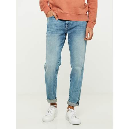 REGULAR ROD NESTA BLUE SUPER STRETCH JEANS