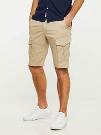 CARGO STRETCH BERMUDA SHORTS 7242618_I4Y-HENRYCHOICE-S20-Modell-left_23339_CARGO STRETCH BERMUDA SHORTS I4Y.jpg_Left||Left