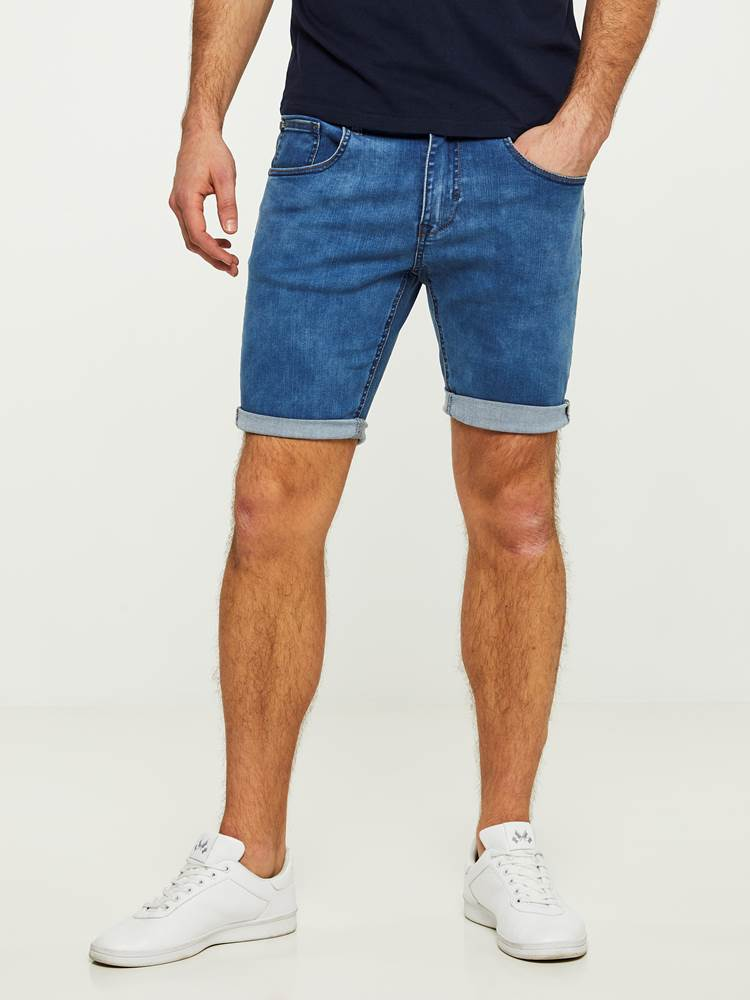 SLIM BLUE FLAME BERMUDA STRETCH SHORTS 7242727_slim_blue_flame_bermuda_str_DAB 9.jpg_