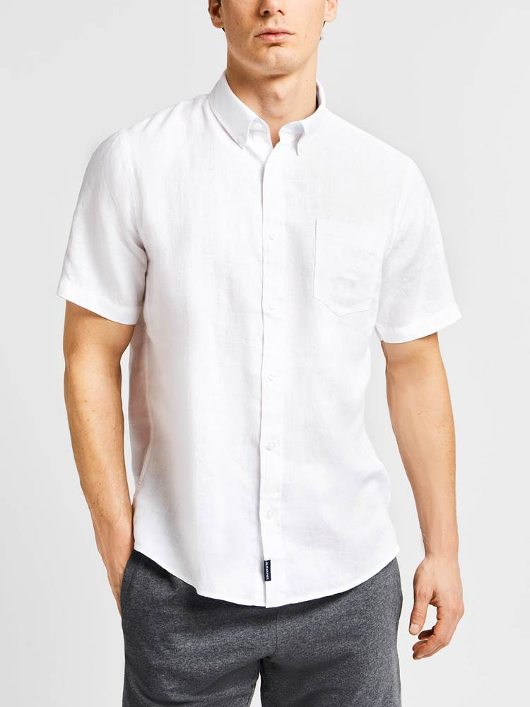 Dillon Linskjorte - Regular Fit 7237904_JEAN PAUL_DILLON LINEN SHIRT_FRONT_L_O68_Dillon Linskjorte - Regular Fit O68.jpg_
