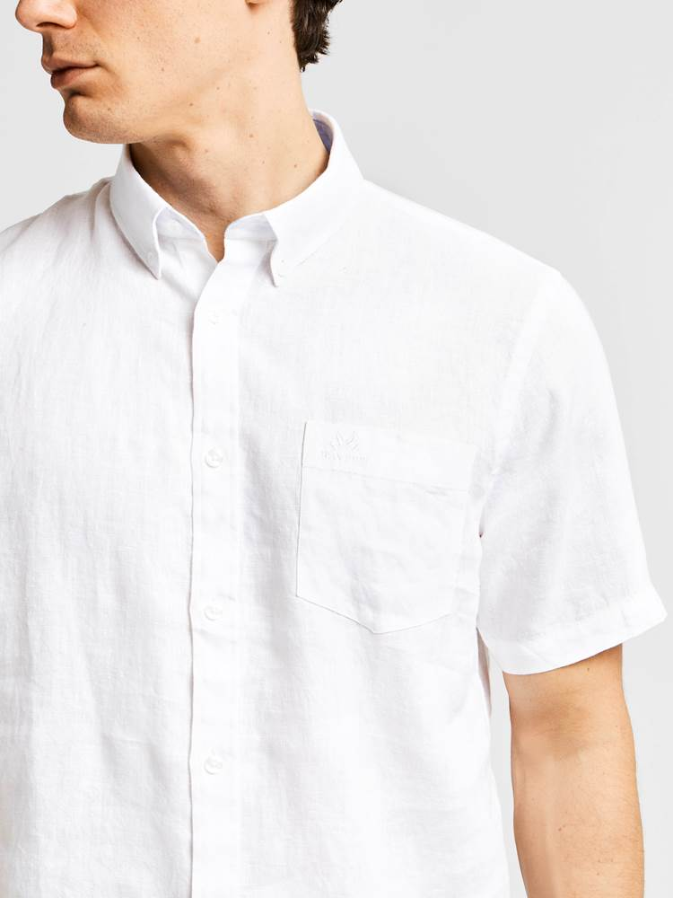 Dillon Linskjorte - Regular Fit 7237904_JEAN PAUL_DILLON LINEN SHIRT_DETAIL_L_O68_Dillon Linskjorte - Regular Fit O68.jpg_
