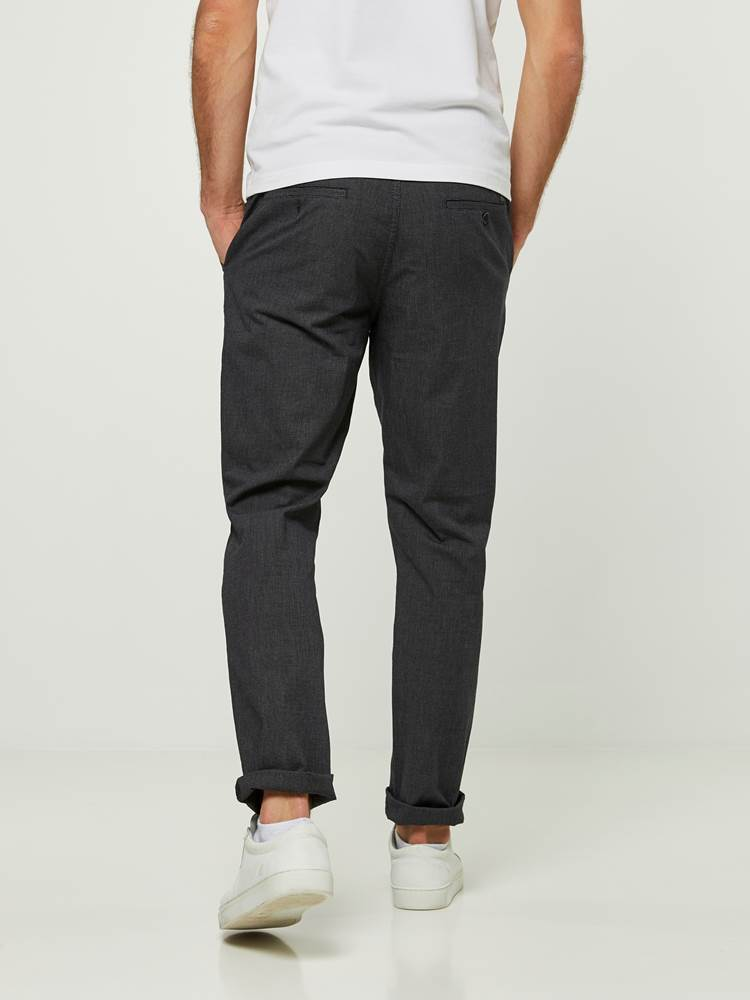 SLIM STRUCTURE STRETCH CHINO 7242667_CAB-HENRYCHOICE-S20-Modell-back_95684_SLIM STRUCTURE STRETCH CHINO CAB.jpg_Back||Back