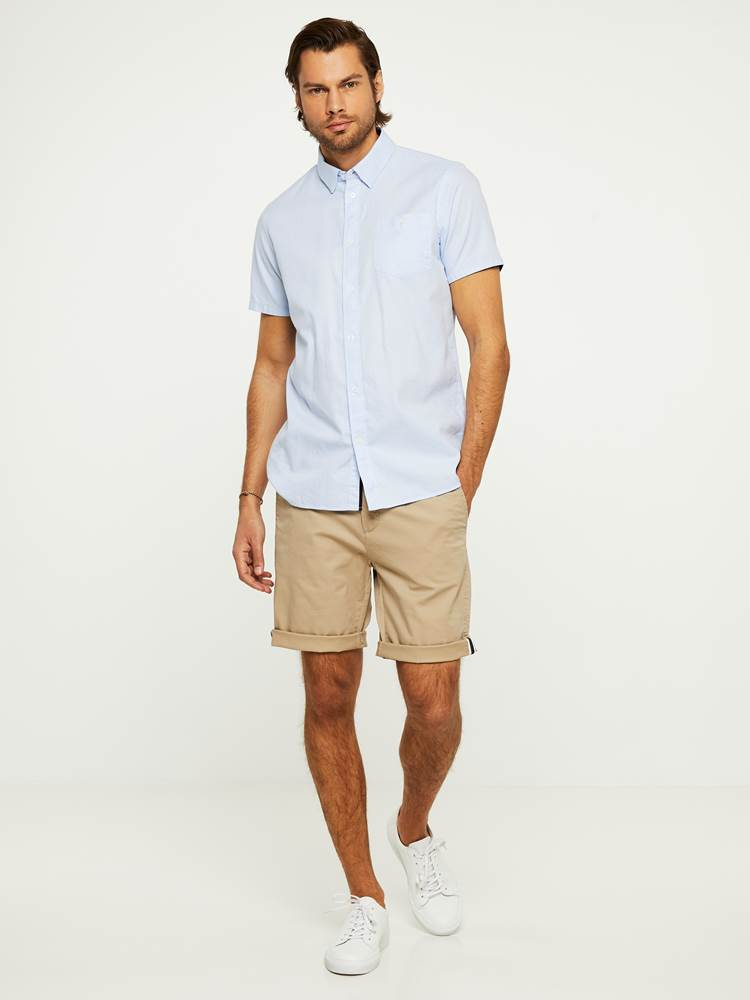 CREW CHINO SHORTS 7243087_I4Y-HENRYCHOICE-H20-Modell-right_40351_CREW CHINO SHORTS I4Y.jpg_Right||Right
