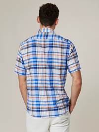 Eze Skjorte - Regular Fit 7243281_E9O-JEANPAUL-H20-Modell-back_12323_Eze Skjorte - Regular Fit E9O.jpg_Back||Back