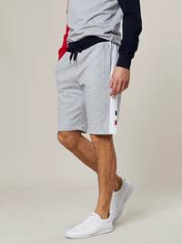 Cavet Sweat Shorts 7242933_IEB-JEANPAUL-H20-Modell-front_4225_Cavet Sweat Shorts IEB.jpg_Front||Front