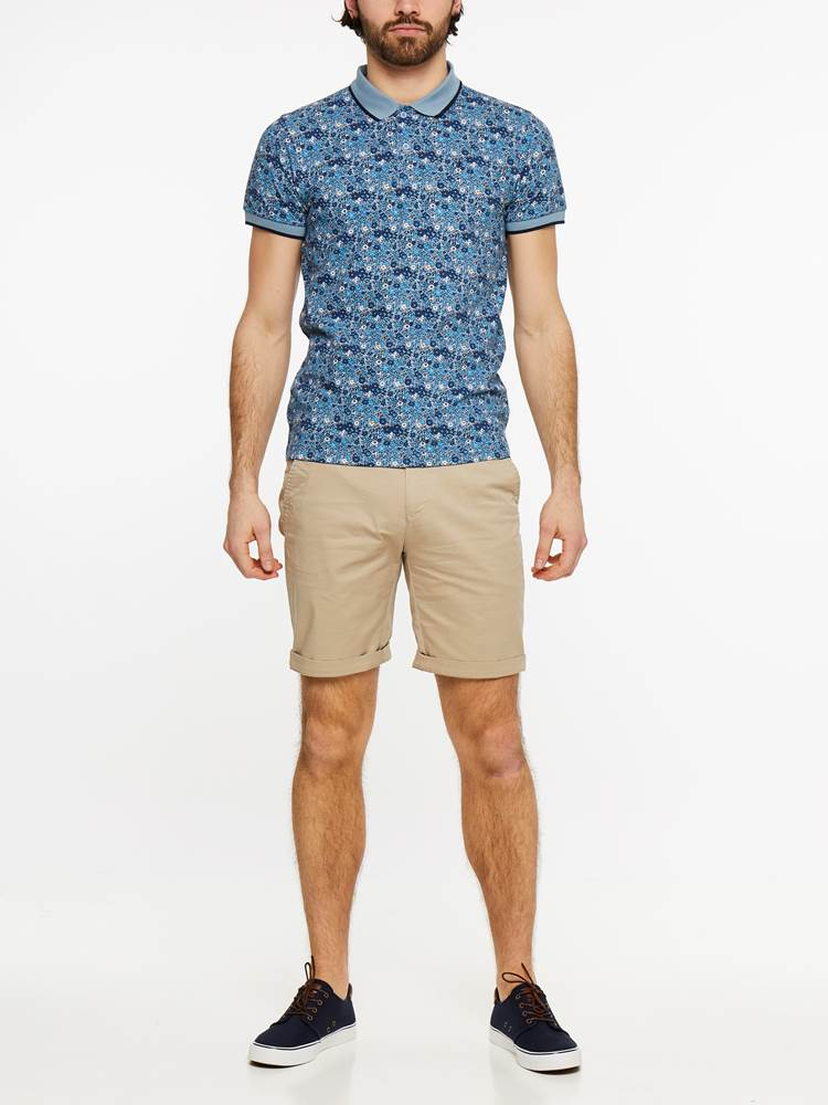 CREW CHINO SHORTS 7237709_I4Y-MADEBYMONKIES-H19-Modell-front_54411_CREW CHINO SHORTS I4Y.jpg_Front||Front