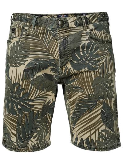 Jungle Stretch Bermuda Shorts GMM