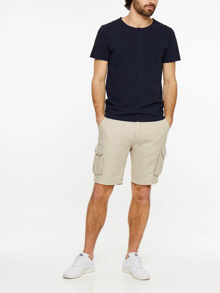 CHILLIN' SHORTS 7237768_I4C-HENRYCHOICE-H19-Modell-front_52825_CHILLIN' SHORTS I4C.jpg_Front||Front