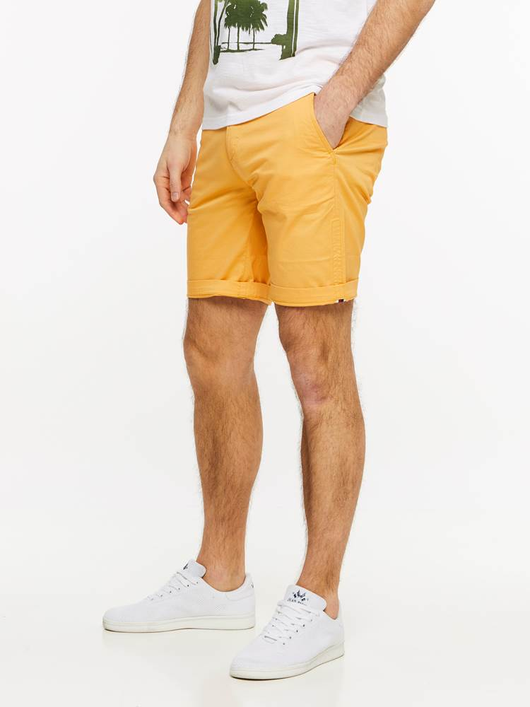 CREW CHINO SHORTS 7237709_A9M-MADEBYMONKIES-H19-Modell-left_77742_CREW CHINO SHORTS A9M.jpg_Left||Left