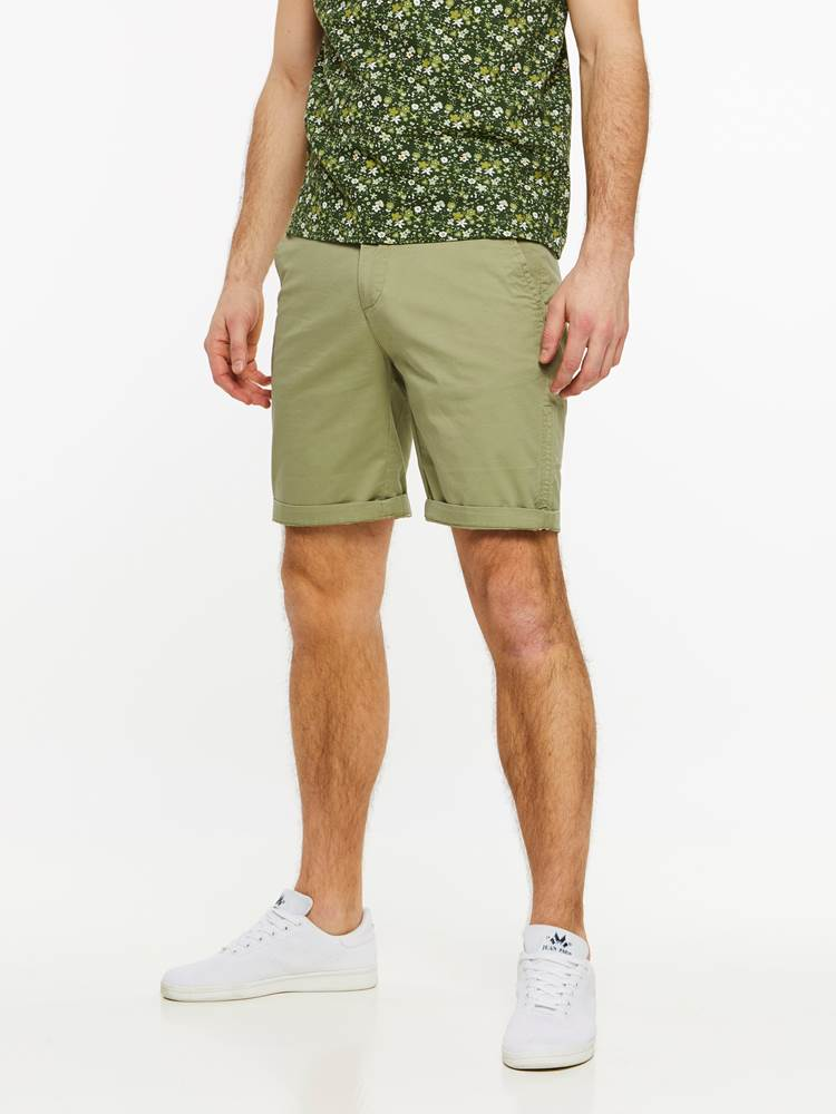 CREW CHINO SHORTS 7237709_GHX-MADEBYMONKIES-H19-Modell-left_48844_CREW CHINO SHORTS GHX.jpg_Left||Left