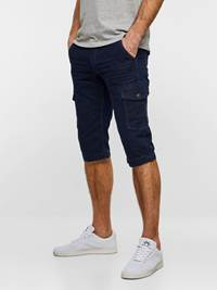 CARGO KNIT STRETCH BERMUDA 7237670_D05-HENRYCHOICE-S19-Modell-left_34622_CARGO KNIT STRETCH BERMUDA D05.jpg_Left||Left