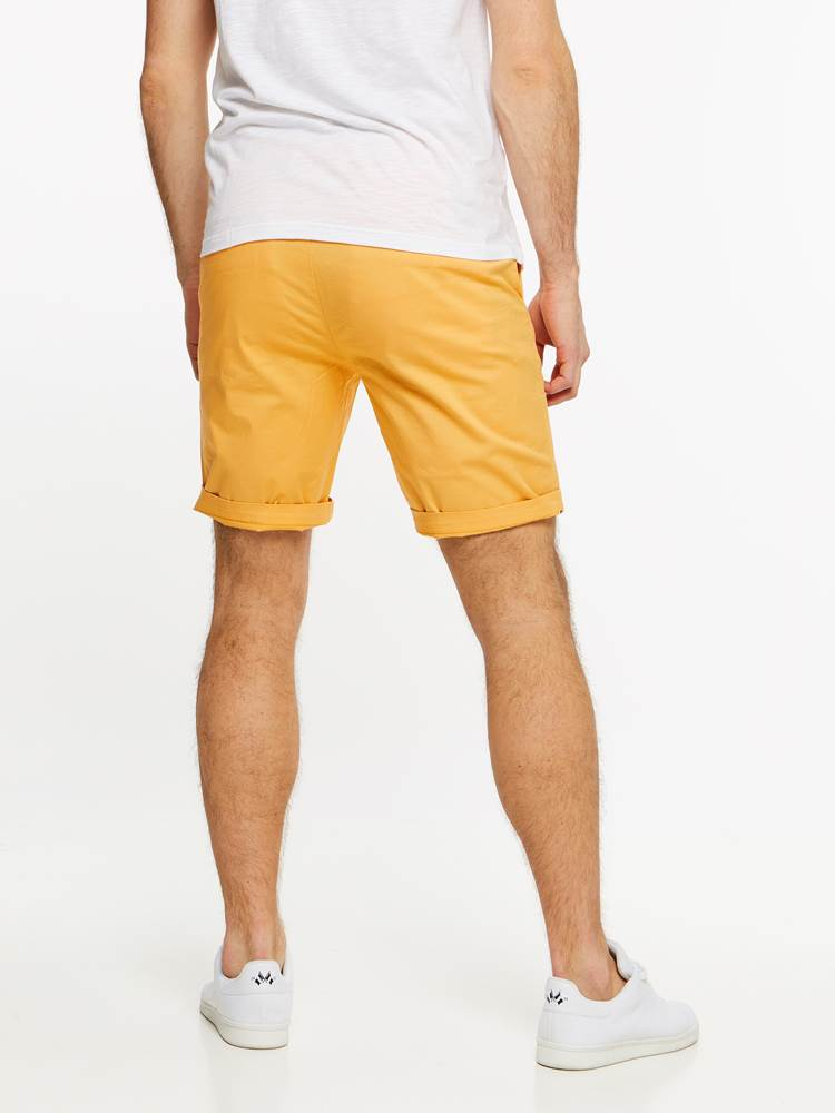 CREW CHINO SHORTS 7237709_A9M-MADEBYMONKIES-H19-Modell-back_39196_CREW CHINO SHORTS A9M.jpg_Back||Back