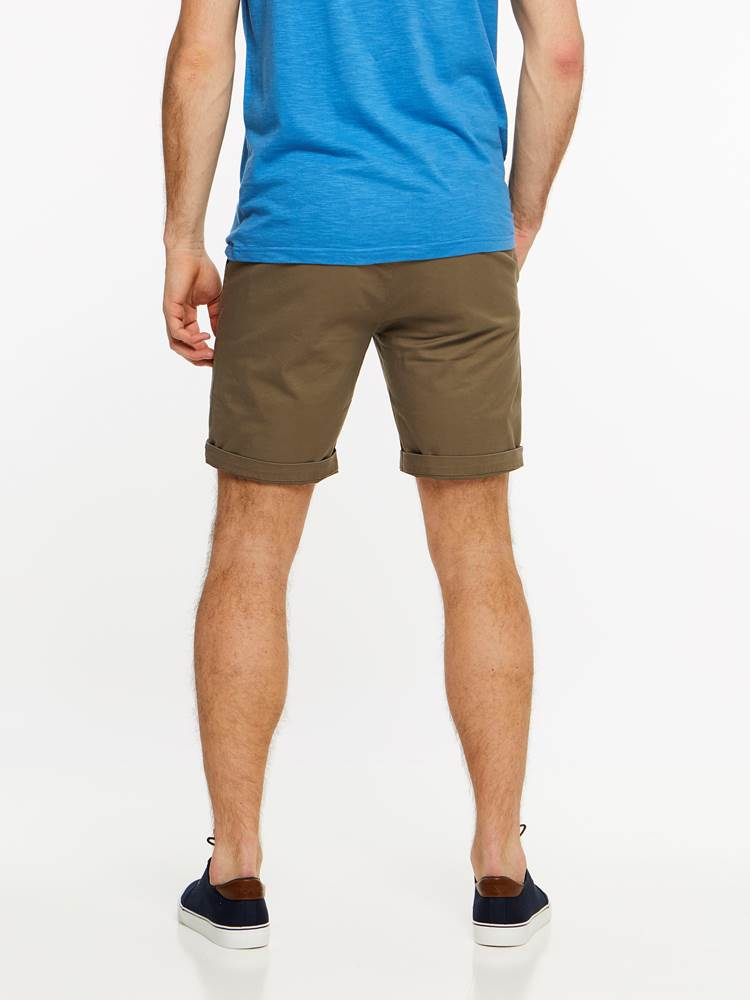 CREW CHINO SHORTS 7237709_AGP-MADEBYMONKIES-H19-Modell-back_67726_CREW CHINO SHORTS AGP.jpg_Back||Back