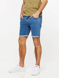 SLIM FIT STRETCH SHORTS 7237717_DAC-MADEBYMONKIES-H19-Modell-left_31313_SLIM FIT STRETCH SHORTS DAC.jpg_Left||Left