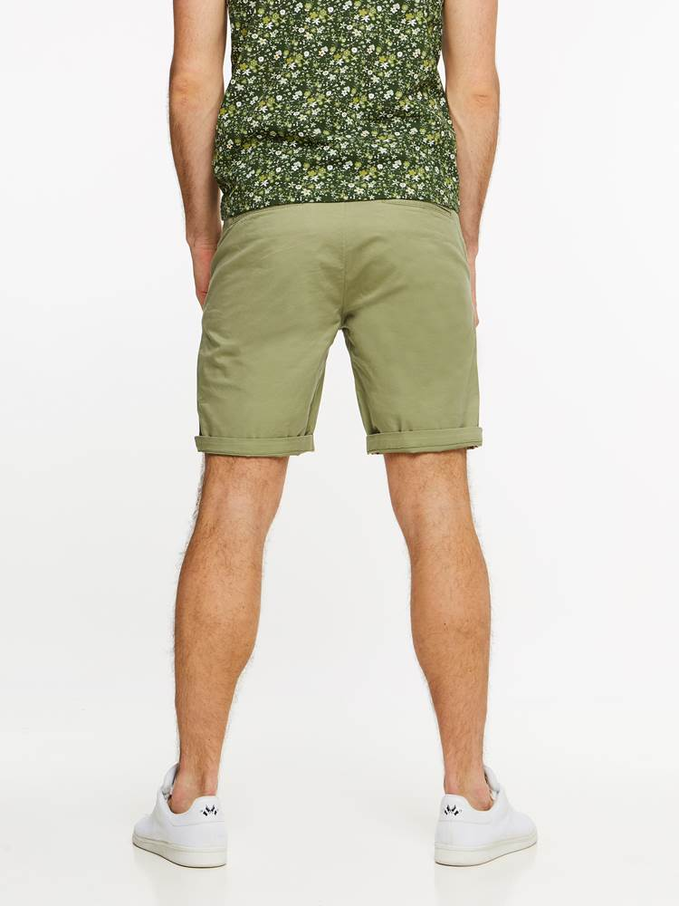 CREW CHINO SHORTS 7237709_GHX-MADEBYMONKIES-H19-Modell-back_56231_CREW CHINO SHORTS GHX.jpg_Back||Back