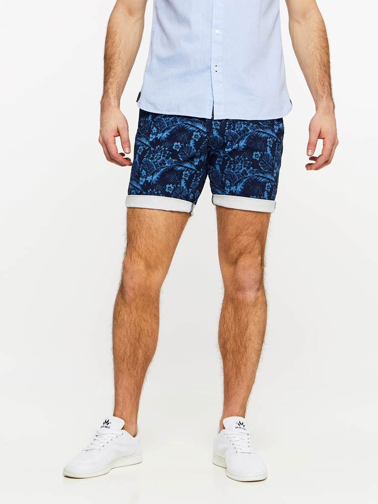ANCONA SHORTS 7237708_ECT-MADEBYMONKIES-H19-Modell-front_33512_ANCONA SHORTS ECT.jpg_Front||Front