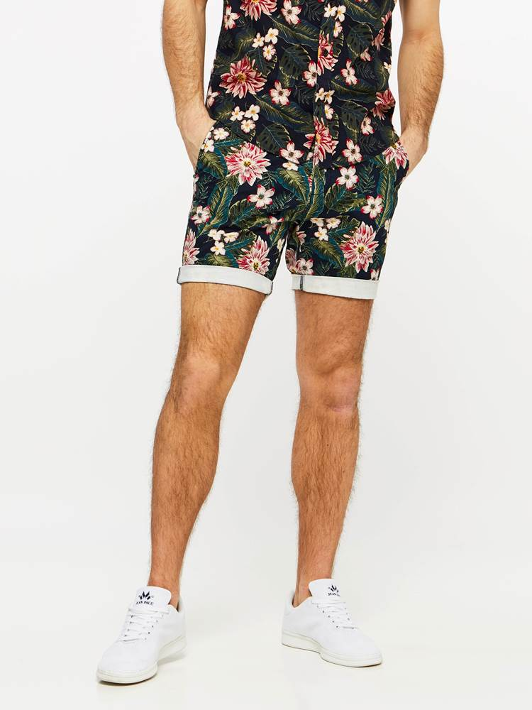 ANCONA SHORTS 7237708_ENM-MADEBYMONKIES-H19-Modell-front_46577_ANCONA SHORTS ENM.jpg_Front||Front