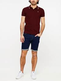 SLIM FIT STRETCH SHORTS 7237717_D03-MADEBYMONKIES-H19-Modell-front_40108_SLIM FIT STRETCH SHORTS D03.jpg_Front||Front