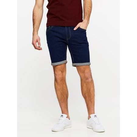SLIM FIT STRETCH SHORTS